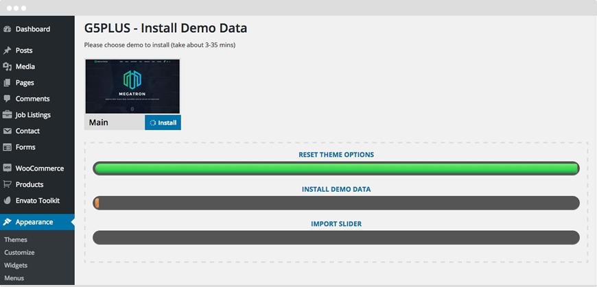 features-demoimport